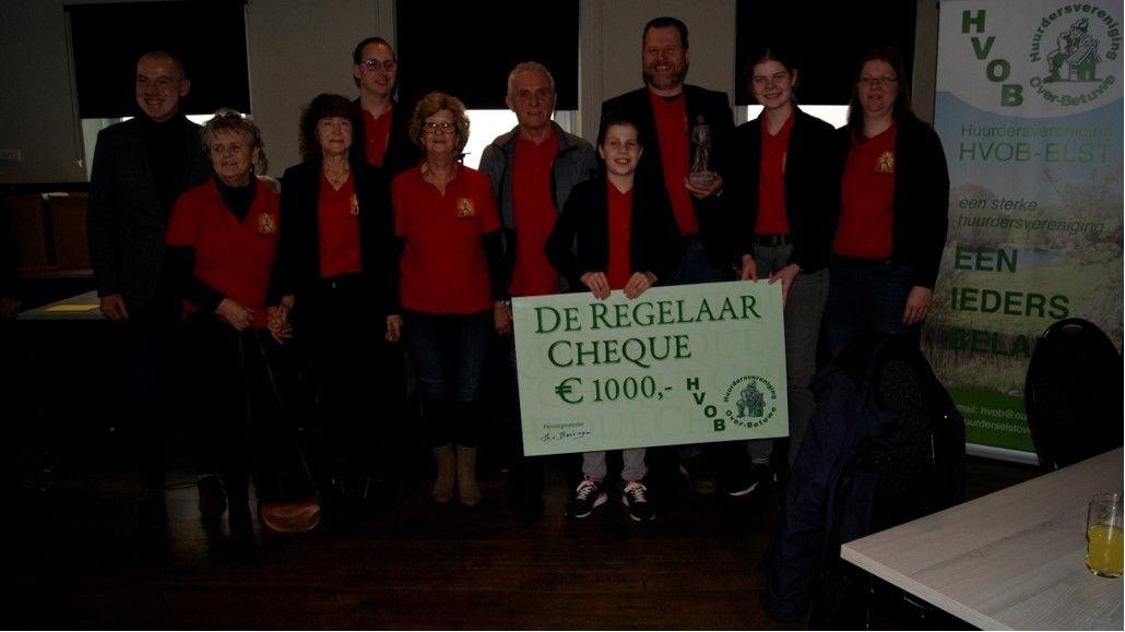 Winnaar Award De Regelaar 2020!